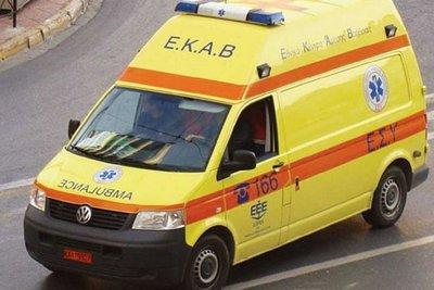 Κρήτη: Αυτοκίνητο έπεσε σε μπάρες για να αποφύγει ζώο - Στο νοσοκομείο 4 γυναίκες