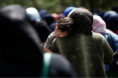 Υπεράριθμοι οι πρόσφυγες/μετανάστες στις δομές φιλοξενίας σε Διαβατά, Κω, Λέσβο, Σάμο και Χίο