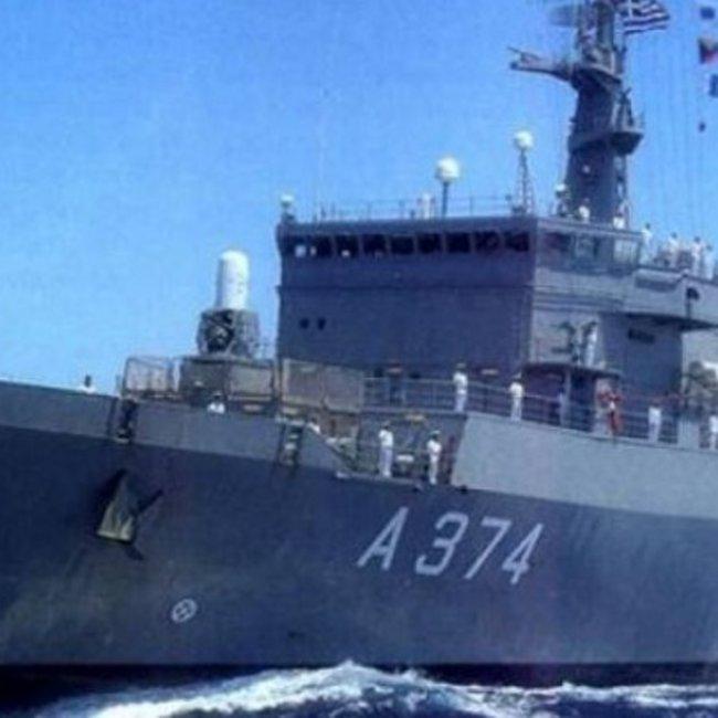 Αίγυπτος: Θερμή υποδοχή για το ελληνικό πολεμικό πλοίο «Προμηθεύς»