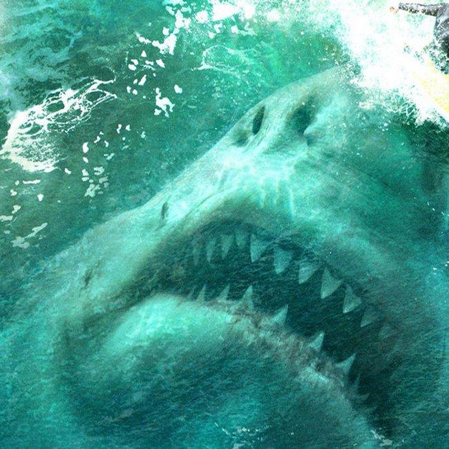 Ο μεγαλύτερος καρχαρίας όλων των εποχών έρχεται στη μεγάλη οθόνη