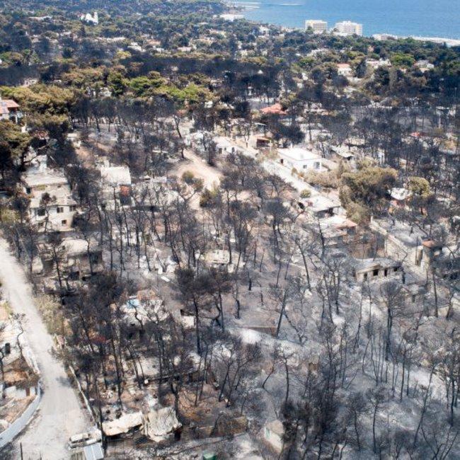 Τραγωδία στο Μάτι: Η μαρτυρία που «καίει» την ηγεσία της Πυροσβεστικής