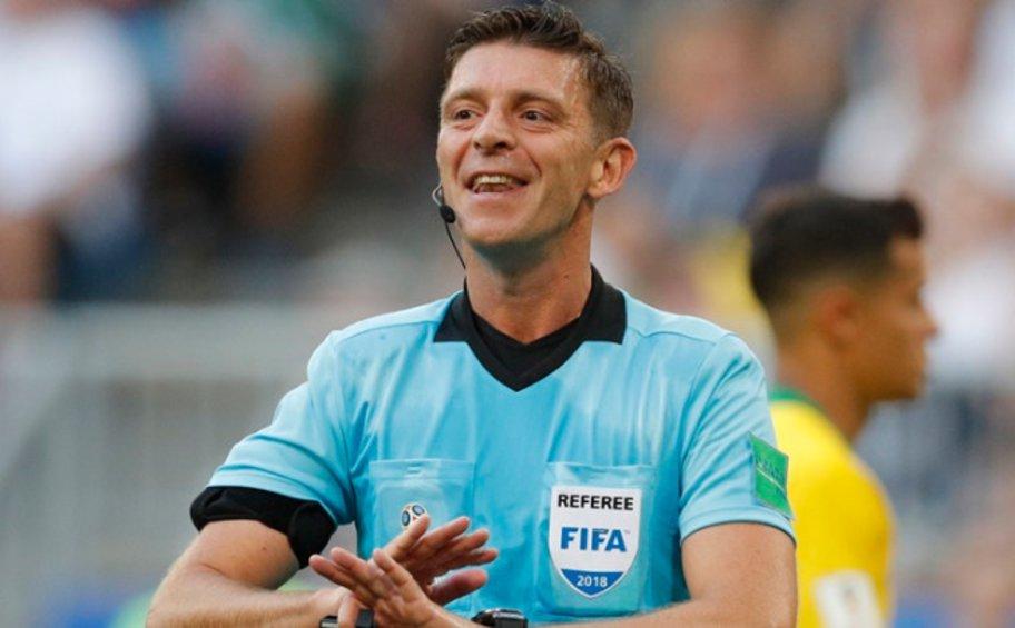 Ο Ιταλός Τζανλούκα Ρόκι «σφυρίζει» την ΑΕΚ στη Βουδαπέστη