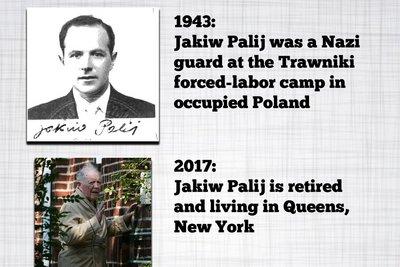 Aπέλαση από τις ΗΠΑ στη Γερμανία πρώην ναζί δεσμοφύλακα σε στρατόπεδο συγκέντρωσης