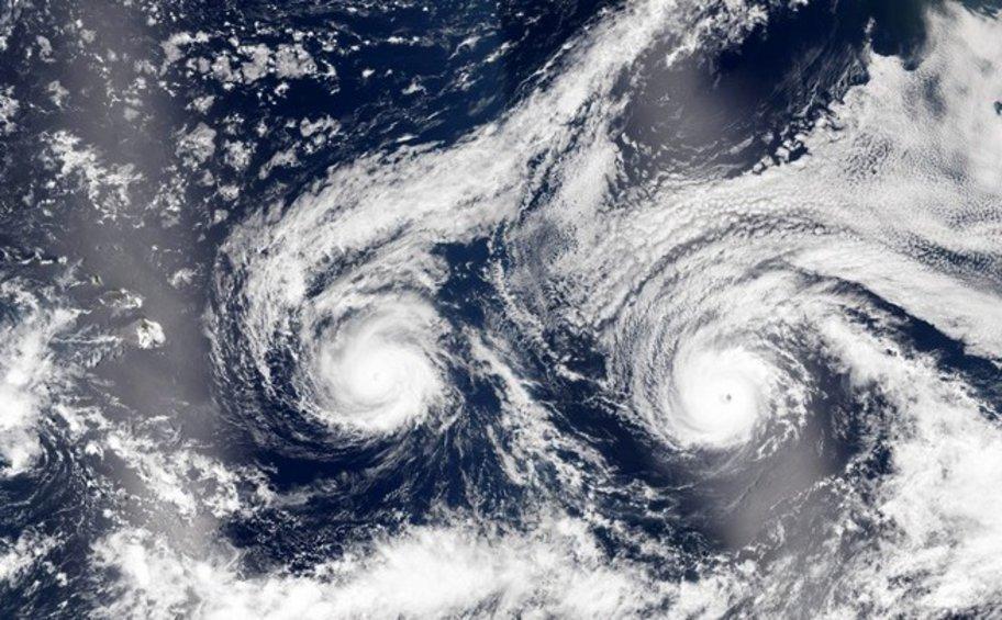Σε συναγερμό η Χαβάη ενόψει της επέλασης του ισχυρού τυφώνα Lane