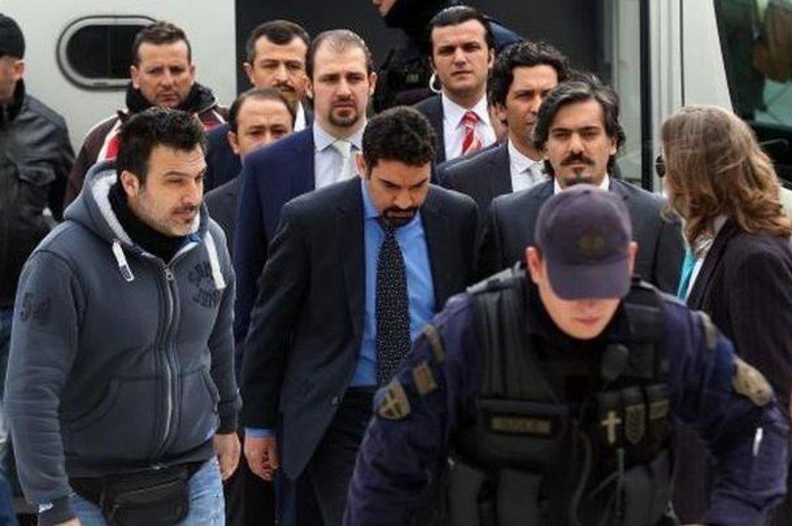 Το μήνυμα της Αγκυρας στον Μητσοτάκη για την επιστροφή των 8 Τούρκων αξιωματικών