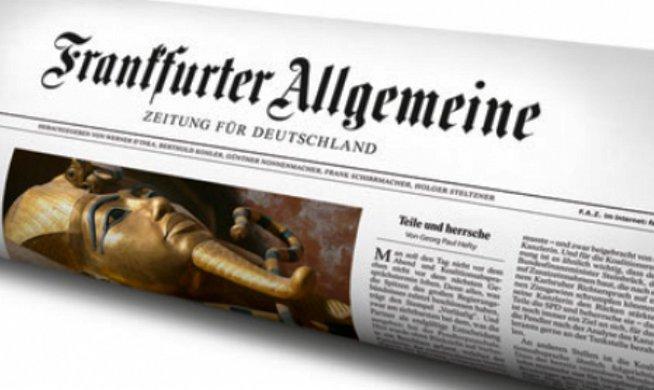 FAZ: Η ελληνική κρίση αναβίωσε την εικόνα του «μισητού Γερμανού