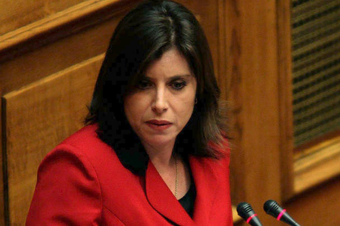 Άννα-Μισέλ Ασημακοπούλου: Όσο η ΕΡΤ θα λειτουργεί σαν εργαλείο κυβερνητικής προπαγάνδας η ΝΔ θα απέχει