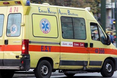 Τραγωδία στη Θεσσαλονίκη - Τον πλάκωσε δένδρο και σκοτώθηκε