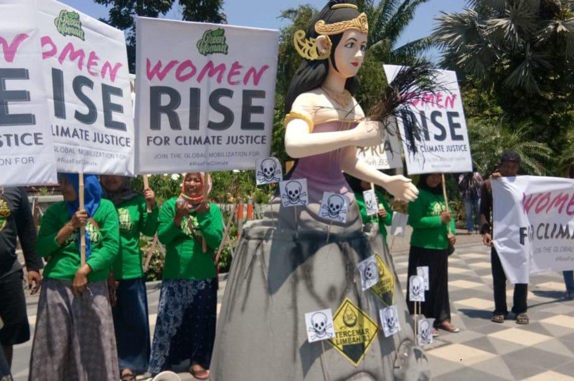 «Σηκωθείτε για το κλίμα»: Παγκόσμια κινητοποίηση για δράση κατά της κλιματικής αλλαγής