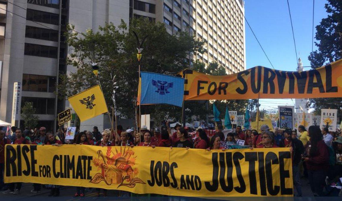 Από τη Μπανγκόκ έως το Σαν Φρανσίσκο, πορείες για το κλίμα σε 100 χώρες