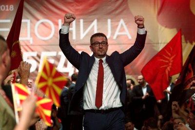 Στροφή της αντιπολίτευσης στα Σκόπια - VMRO: Θα σεβαστούμε το αποτέλεσμα του δημοψηφίσματος