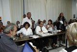 Κυβερνητικό κλιμάκιο στον Νέο Βουτζά ενημέρωσε τους πυρόπληκτους