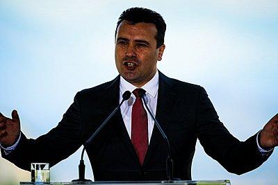 Ζάεφ: Οι Έλληνες από εχθροί έγιναν φίλοι της «Μακεδονίας»