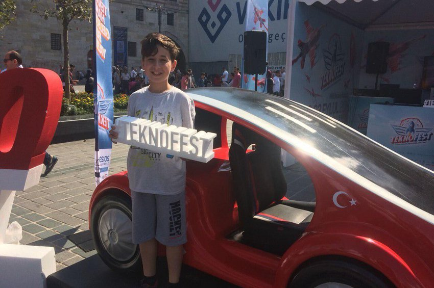 «TeknoFest» - τo τεχνολογικό hub της Τουρκίας