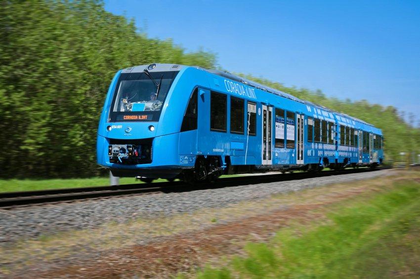 Στις γερμανικές ράγες το πρώτο στον κόσμο γαλλικό τρένο που κινείται με υδρογόνο