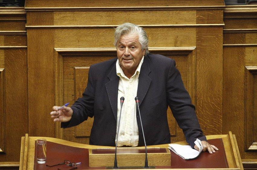 Παπαχριστόπουλος: Στηρίζω την κυβέρνηση και ψηφίζω τη Συμφωνία των Πρεσπών