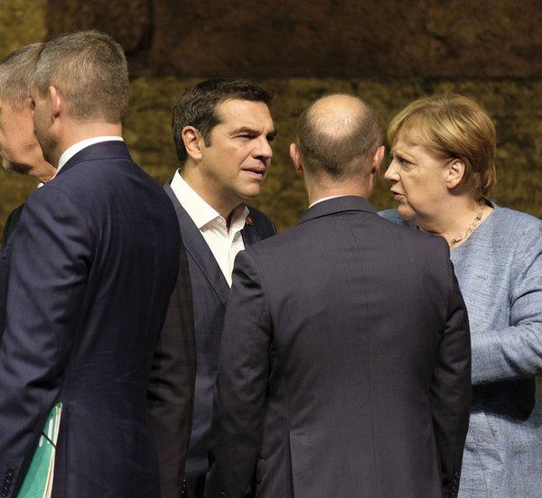 Τσίπρας: Νέα ευρωπαϊκή πρωτοβουλία αν αυξηθούν οι προσφυγικές ροές προς την Ελλάδα