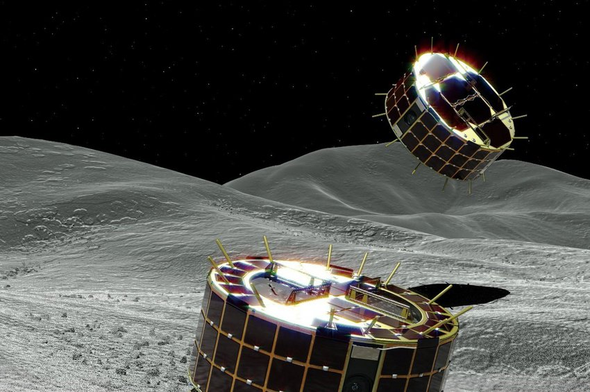 Το Hayabusa 2 ετοιμάζεται να ρίξει σε αστεροειδή δύο ρομποτικά ρόβερ