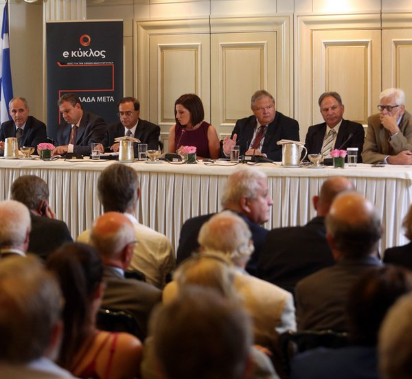 Βενιζέλος: Επαναδιαπραγμάτευση από άλλη κυβέρνηση όσων συμφωνήθηκαν από τη κυβέρνηση του ΣΥΡΙΖΑ με τους δανειστές