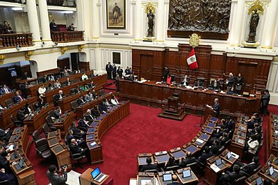 Απετράπη νέα πολιτική κρίση στο Περού