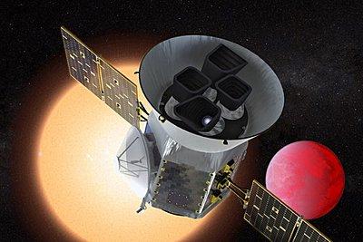 Το νέο αμερικανικό διαστημικό τηλεσκόπιο TESS βρήκε τον πρώτο του εξωπλανήτη