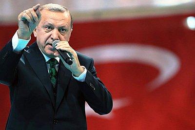 Ερντογάν: Είναι όλη δική μας, είναι η δική μας Κωνσταντινούπολη - Τι είπε για τα F-35