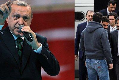 Νέες τουρκικές απειλές για τους οκτώ στρατιωτικούς: «Θα αισθάνονται την ανάσα μας στον σβέρκο τους»!