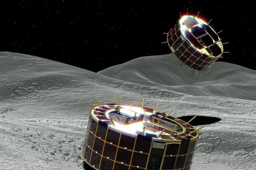 Το ιαπωνικό Hayabusa2 απελευθέρωσε στον αστεροειδή Ριούγκου τα ρομποτικά «ρόβερ» αλλά η τύχη τους αγνοείται