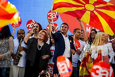 Το σκοπιανό Πρακτορείο άλλαξε τη δήλωση Ζάεφ: «Δεν υπάρχει άλλη Μακεδονία», με παρέμβαση της Αθήνας