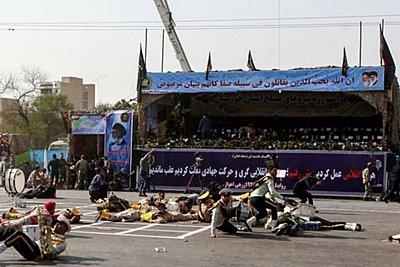 Η Τεχεράνη προειδοποιεί τα Ηνωμένα Αραβικά Εμιράτα για τα «προσβλητικά σχόλια» για την επίθεση στην πόλη Αχβάζ