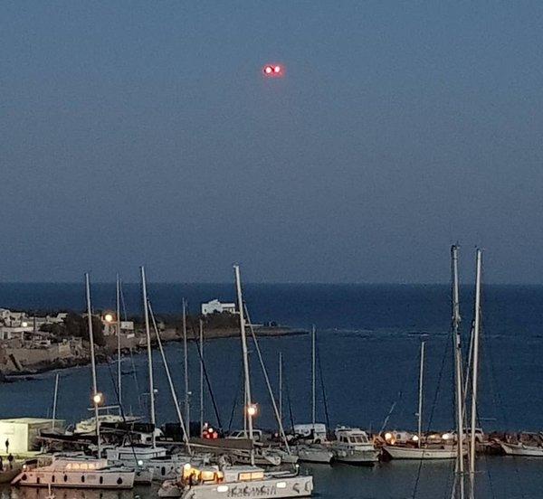 Τα drones στην υπηρεσία της ΑΑΔΕ - Βίντεο από επιχείρηση της Ανεξάρτητης Αρχης στη Σαντορίνη