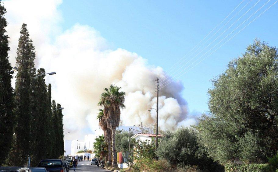 Περιβαλλοντικές μετρήσεις από το Εθνικό Αστεροσκοπείο Αθηνών και τον «Δημόκριτο» μετά την πυρκαγιά στο Πανεπιστήμιο Κρήτης