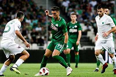 Ασταμάτητος ο Παναθηναϊκός 3-0 τον Λεβαδειακό