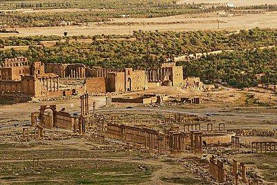 Αγαλματίδια από την αρχαία Παλμύρα εντοπίστηκαν στα Γλυκά Νερά
