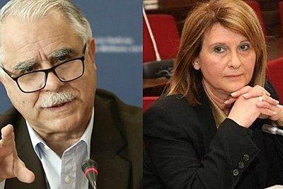 Debate Μπαλάφα - Βούλτεψη στον realfm για το μεταναστευτικό