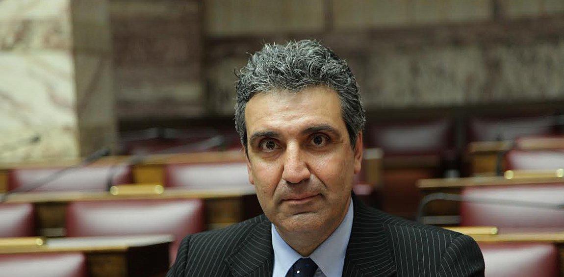 Ανεξαρτητοποιείται ο βουλευτής της Ένωσης Κεντρώων Αριστείδης Φωκάς