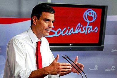 Ισπανία: Άνοδο σημειώνει το Σοσιαλιστικό Κόμμα PSOE