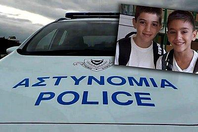 Βρέθηκαν τα δυο 11χρονα αγοράκια που είχαν απαχθεί στη Λάρνακα! - Συνελήφθη ο απαγωγέας