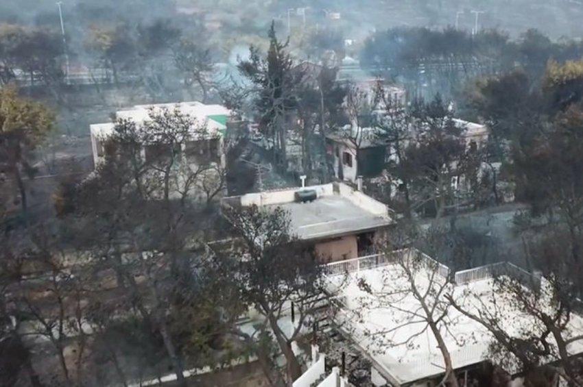 Συγκλονίζει ο πυροσβέστης που έχασε το 6 μηνών μωρό και την σύζυγο του από την φονική φωτιά στο Μάτι