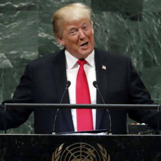 Γέλια των ηγετών στον ΟΗΕ, ακούγοντας τον Τραμπ να υπερασπίζεται το έργο του