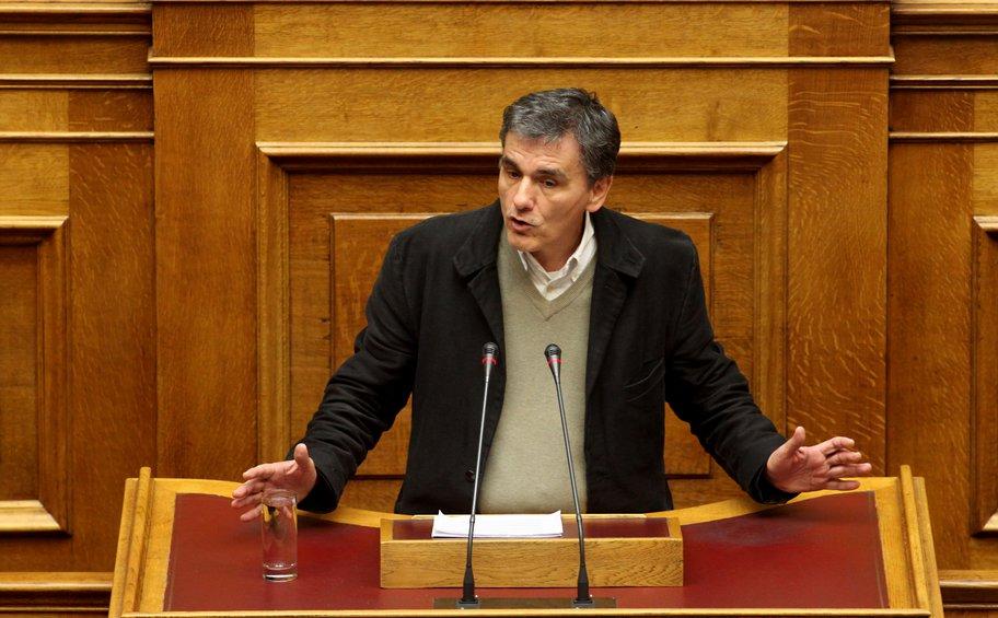 Τσακαλώτος: Θα πολεμήσουμε για να μην υπάρχει παλινόρθωση του πελατειακού κράτους