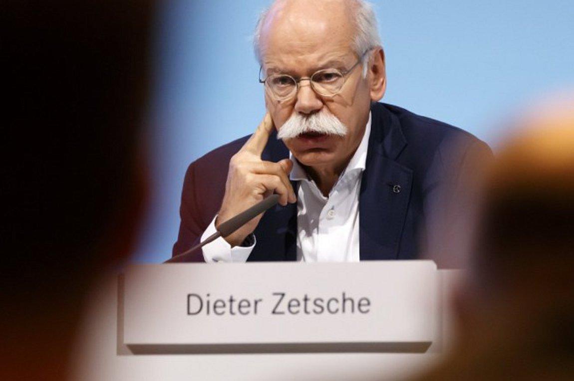 Daimler Brexit