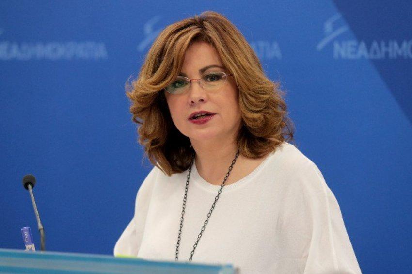 Σπυράκη: Ευθύνη της κυβέρνησης και της αστυνομίας να βρεθούν οι τρομοκράτες