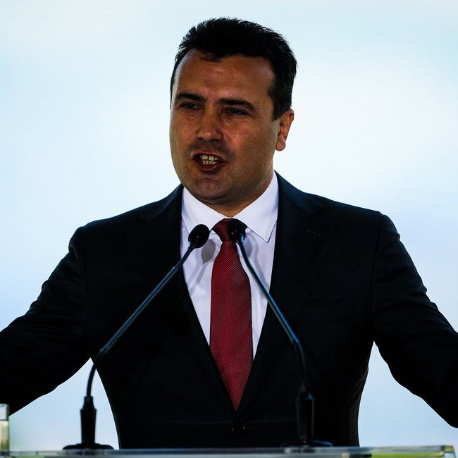 Ζάεφ για 25η Μαρτίου: Κάθε ξεχωριστή ημέρα για τους Έλληνες είναι και για μας ξεχωριστή