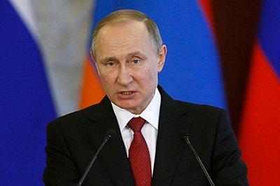 Ο Πούτιν υποψήφιος στον κατάλογο για τον «Άνθρωπο της χρονιάς» του περιοδικού Time