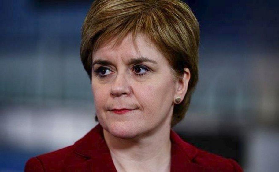 Νίκολα Στέρτζον: Η Σκωτία θέλει το δικαίωμά της να επιλέξει το δικό της μέλλον