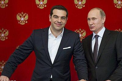 Ria Novosti: Η επίσκεψη Τσίπρα στην Μόσχα σηματοδοτεί το τέλος της διπλωματικής διένεξης μεταξύ Ελλάδας και Ρωσίας