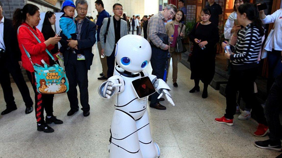 Κίνα: Δημιουργία ρομπότ αποκατάστασης του κάτω άκρου