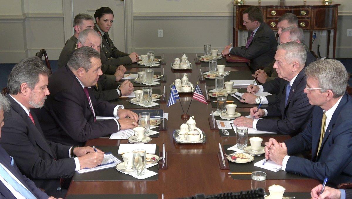 Το Plan Β. του προέδρου των ΑΝΕΛ εάν δεν υλοποιηθεί η Συμφωνία Πρεσπών - Τι είπε στους Αμερικανούς
