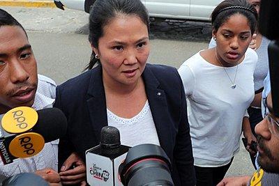 Περού: Εφετείο αποφάσισε την αποφυλάκιση της επικεφαλής της αντιπολίτευσης Κέικο Φουχιμόρι